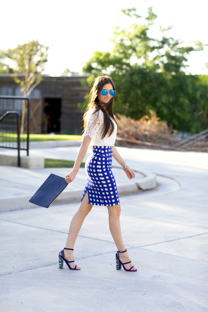 blue-checked-pencil-skirt-nordstrom
