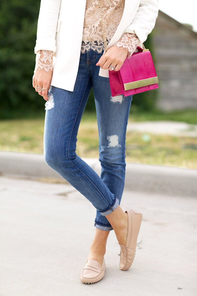 current-elliott-distressed-denim-jeans