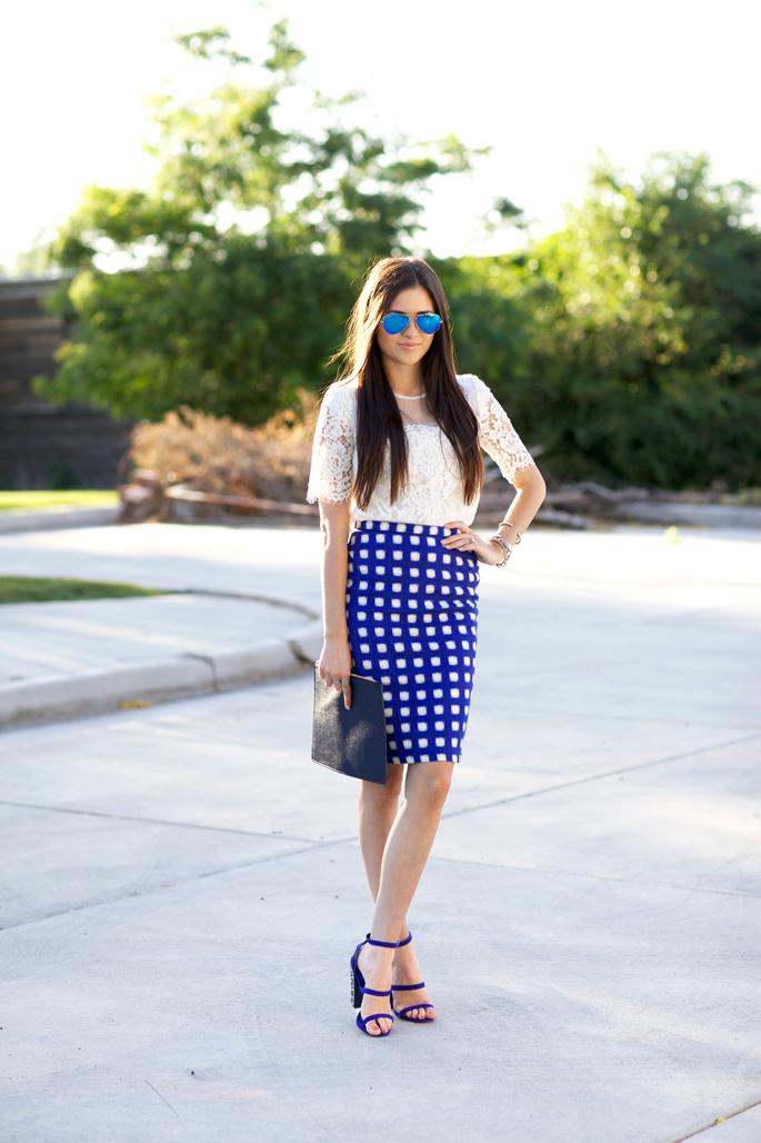 topshop-blue-gingham-pencil-skirt