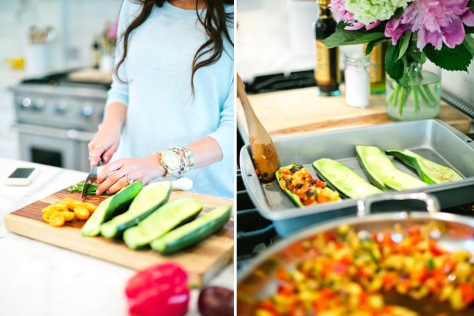 vegetarian-zucchini-reciepe
