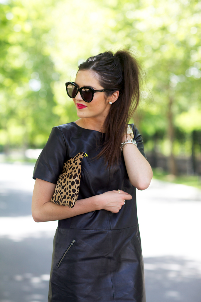black-karen-walker-sunglasses-the-one