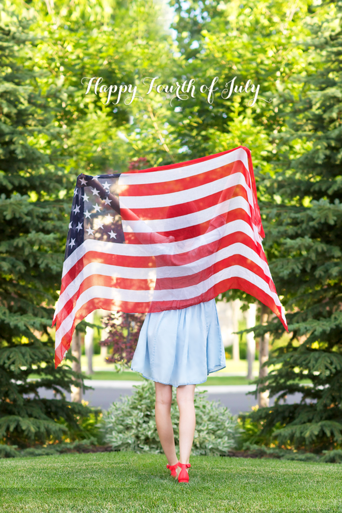 fourth-of-july-flag-photoshoot