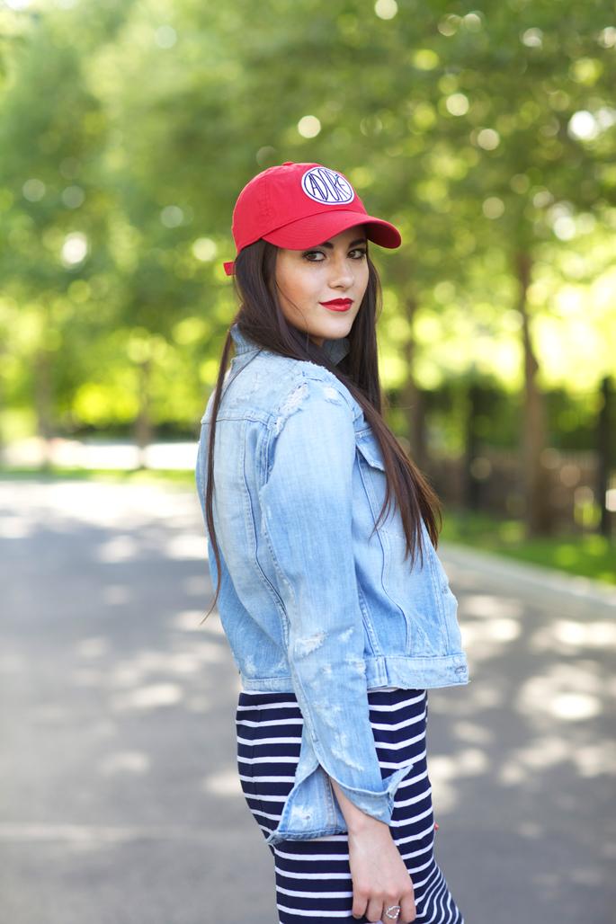 red-jcrew-baseball-hat