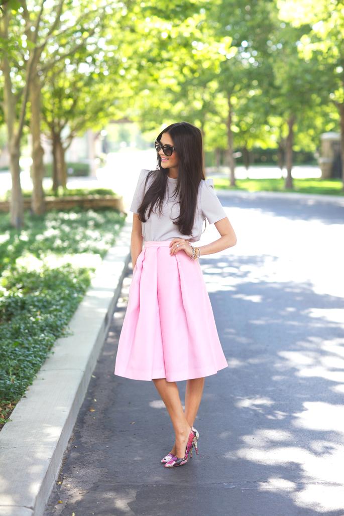 pink-midi-tibi-skirt