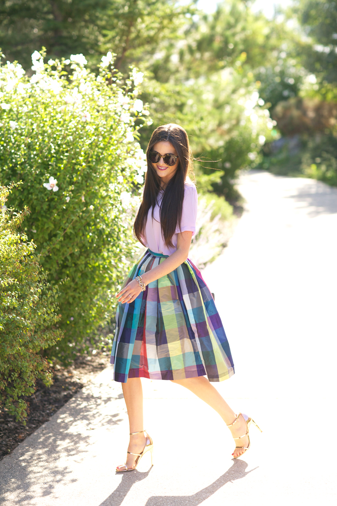 topshop-check-midi-skirt