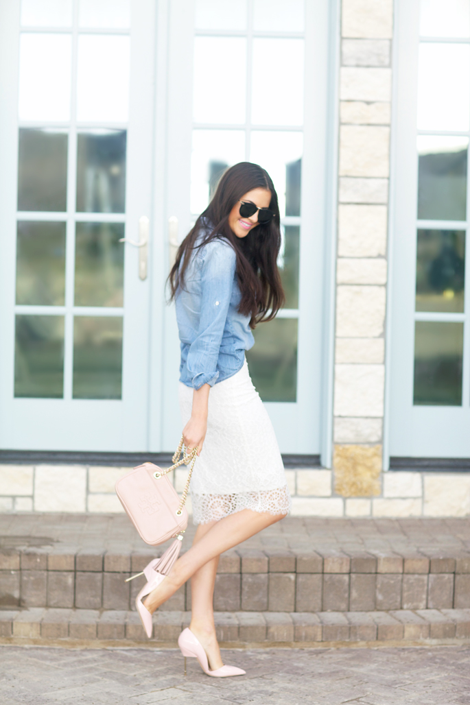 white-lace-pencil-skirt