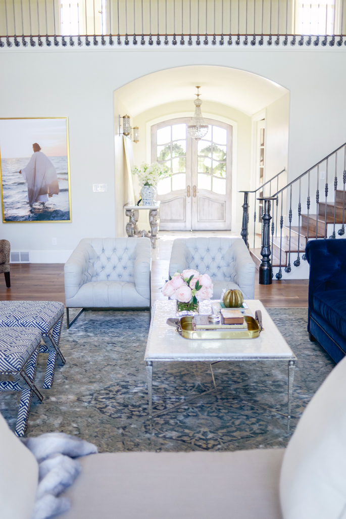 Living Room Reveal Rach Parcell