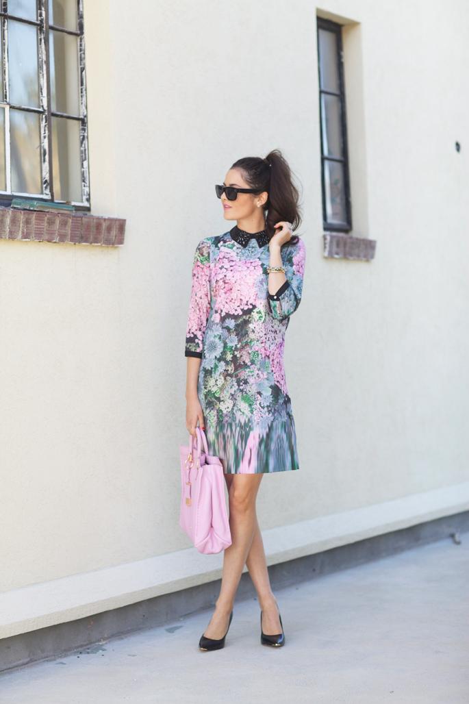 ted-baker-floral-shift-dress