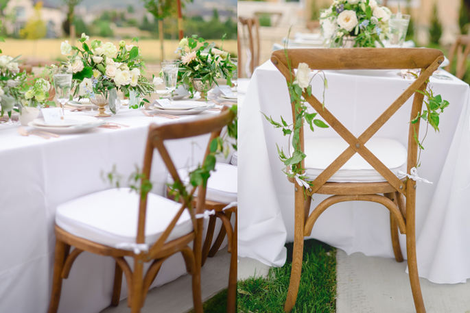 wood-cross-back-chairs-garden-themed-event