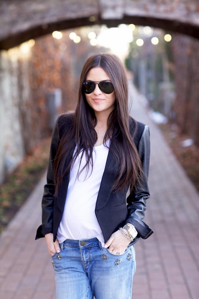 black-blazer-leather-sleeves