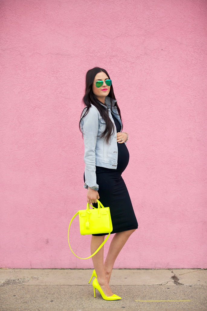 neon-yellow-kate-spade-pumps