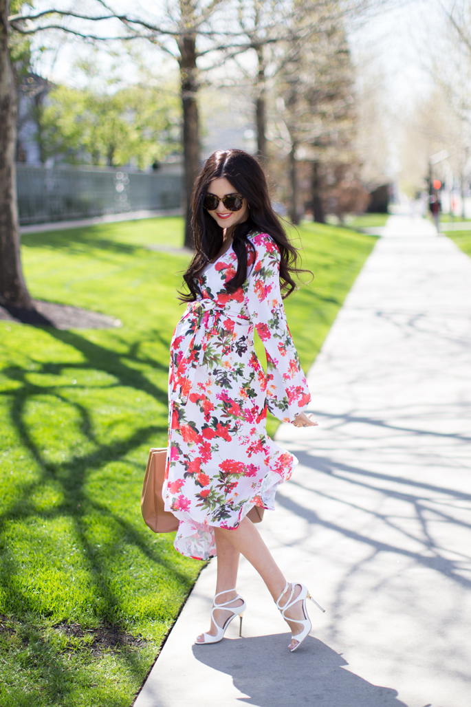 floral-maternity-dress