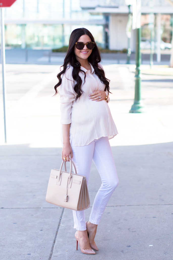 pregnancy-style-spring-time-outfits