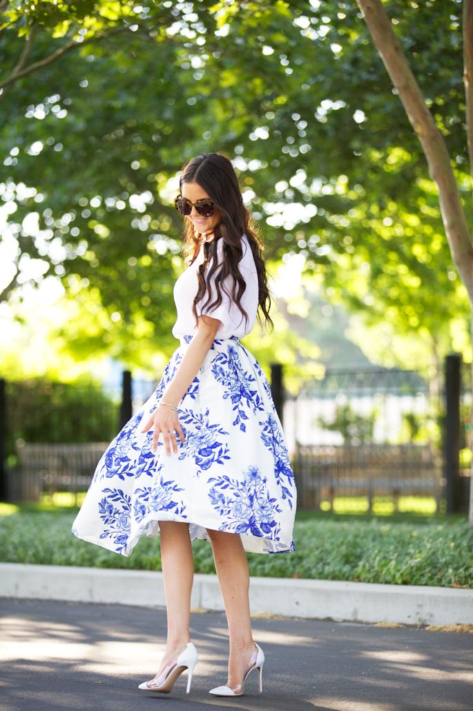blue-floral-skirt