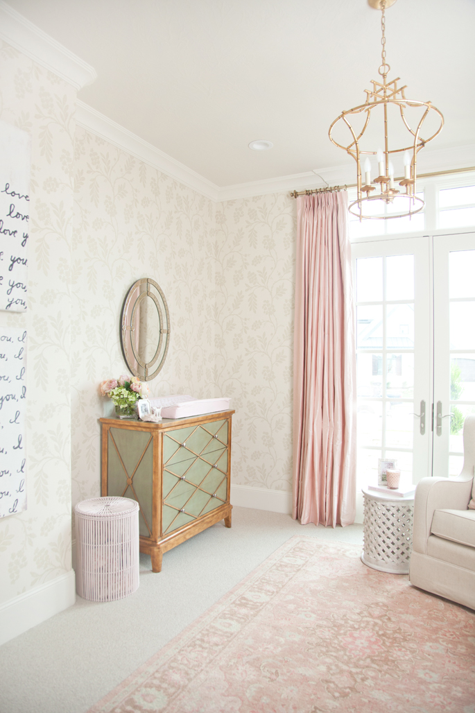 nursery-changing-table-baby-girl-room