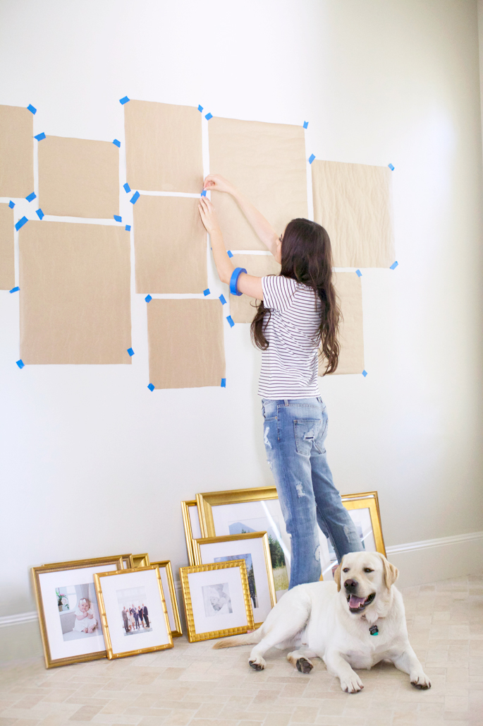 how-to-hang-gallery-wall