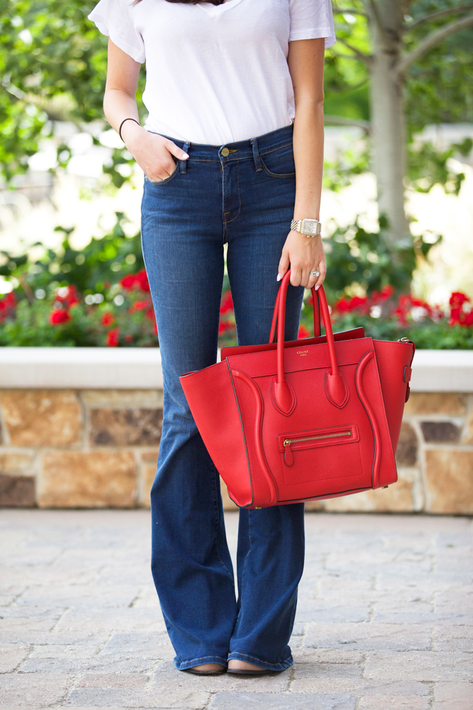 red-celine-luggage-tote