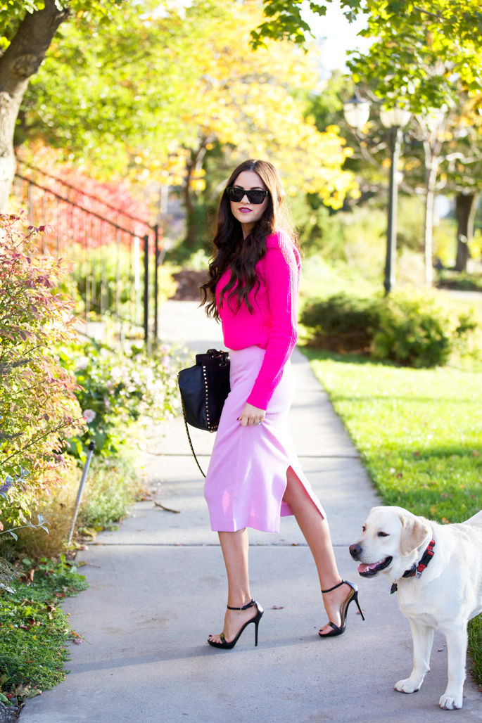 hot-pink-sweater