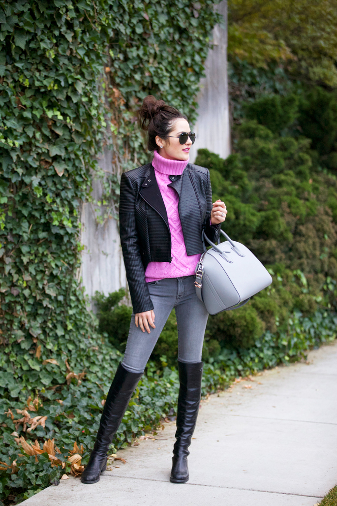 givenchy-satchel-grey-tote