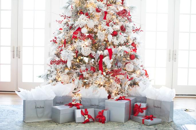 floked-christmas-tree