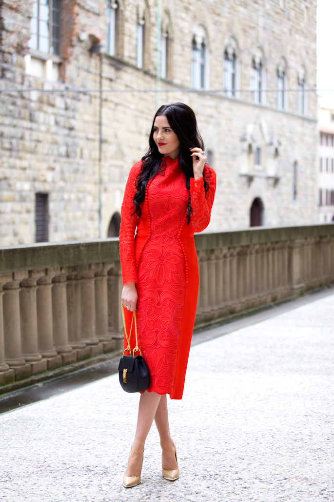 red-midi-dress-luisa-via-roma