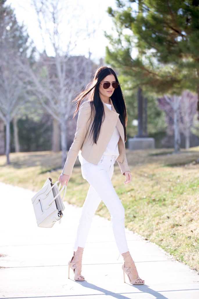 white-celine-luggage-tote