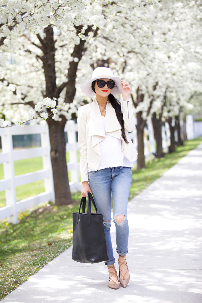 alice-and-olivia-cream-jacket-spring