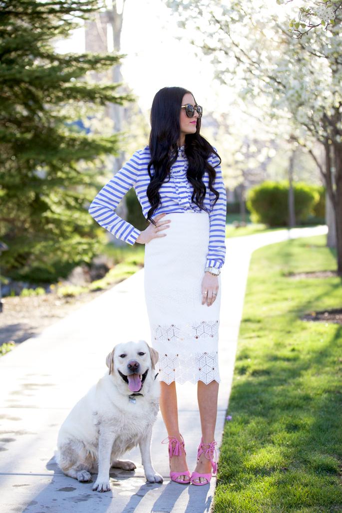 rebecca-taylor-white-midi-skirt