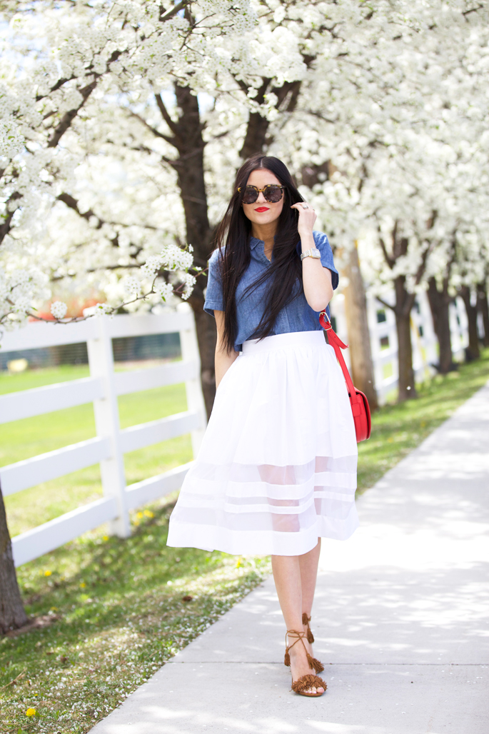 white-alice-and-olivia-full-skirt
