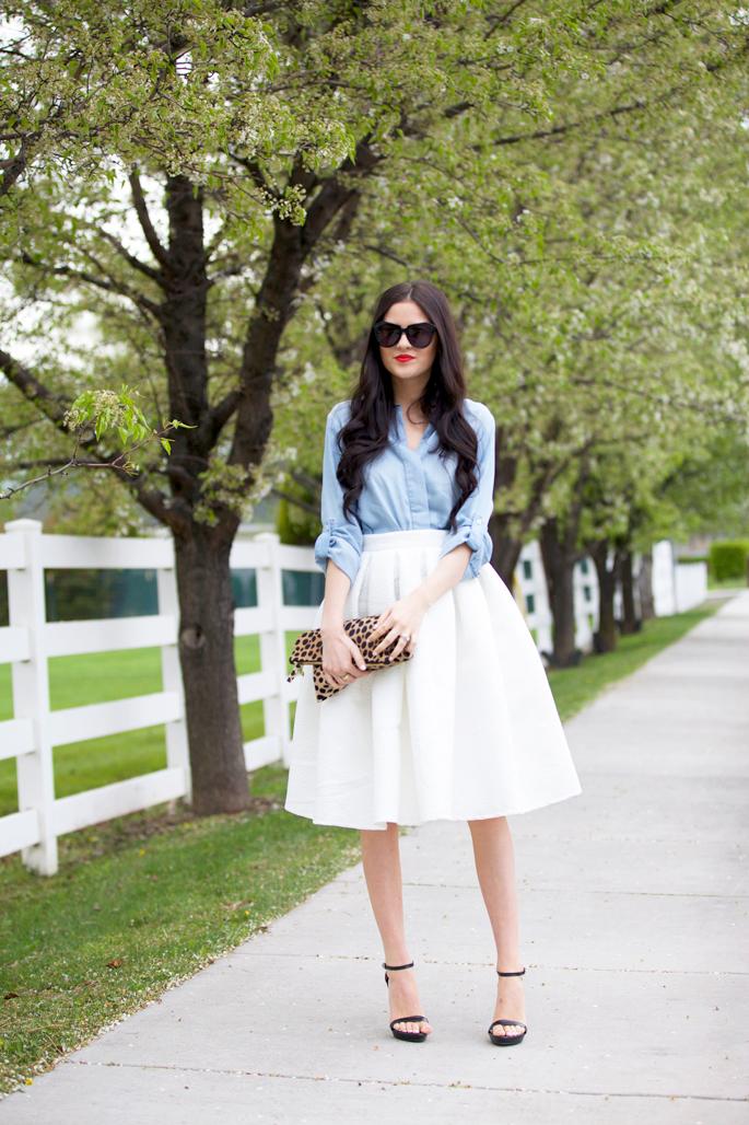white-skirt-spring