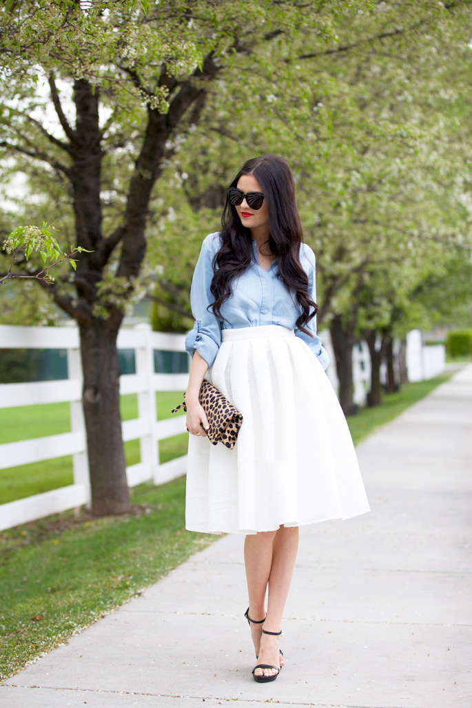 white-spring-skirt-rachel-parcell-clothing-line