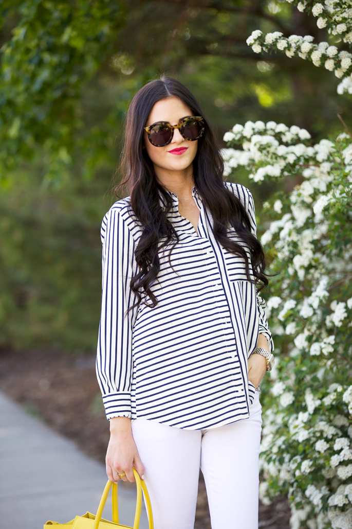 striped-topshop-blouse