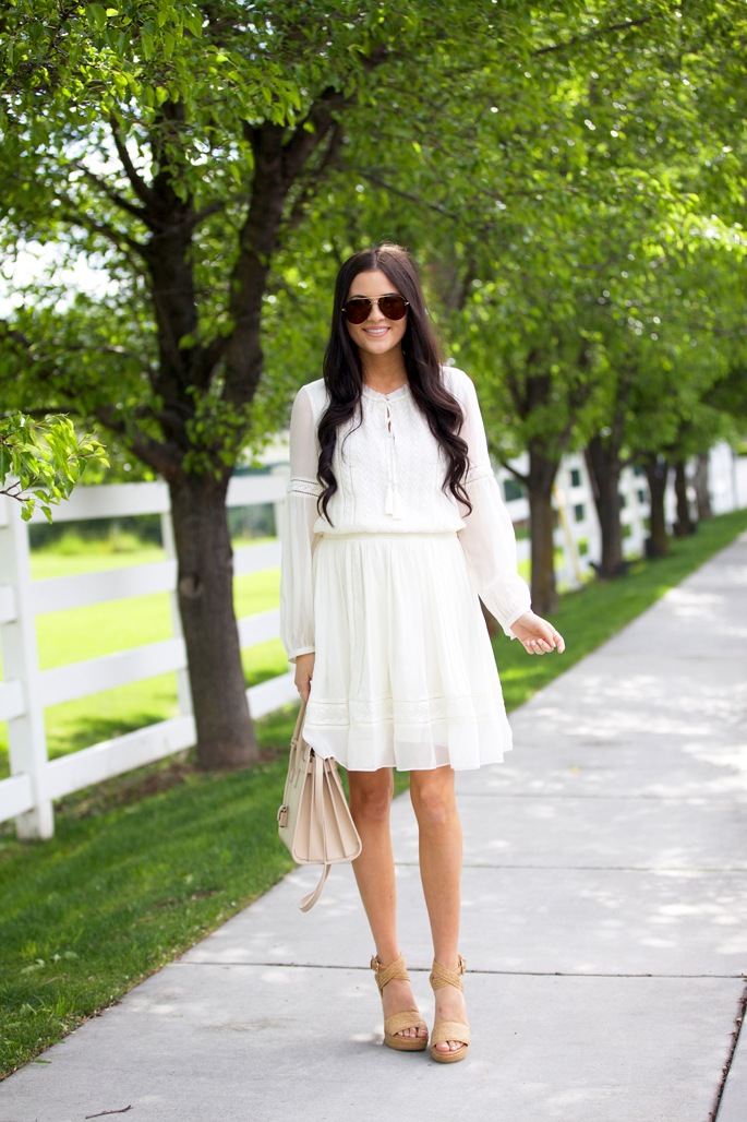 white-banana-republic-dress