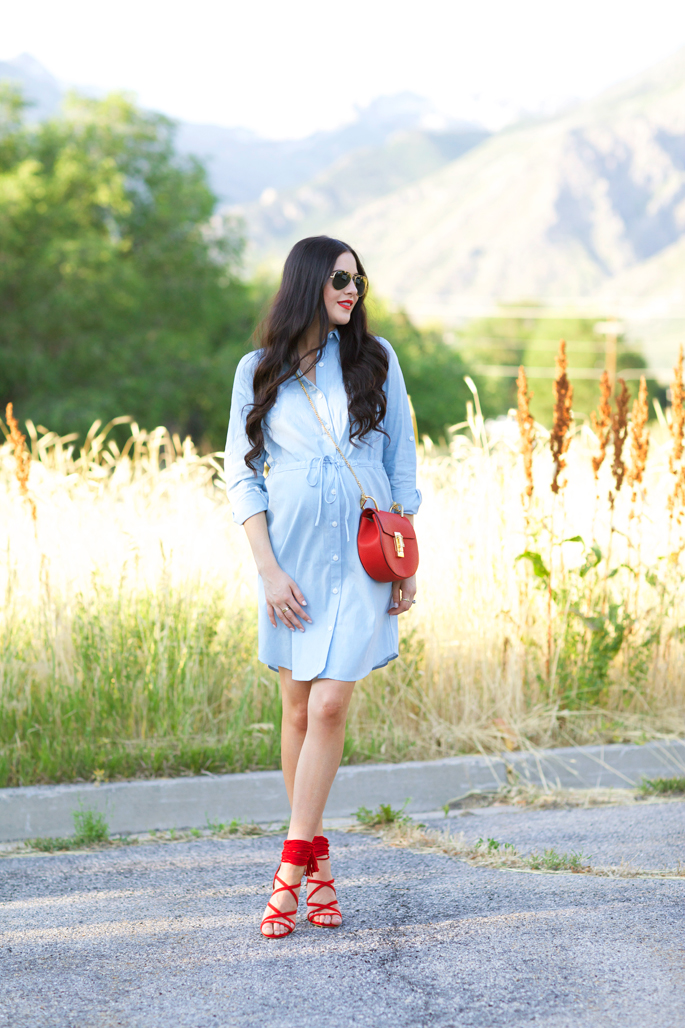 chambray-summer-dress