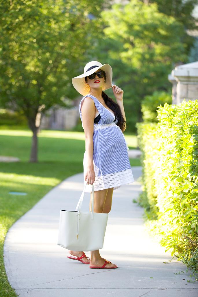 summer-pregnancy-style