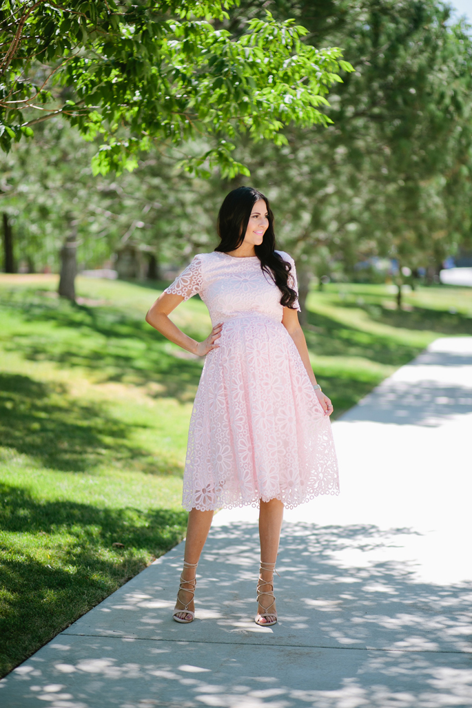 blush-pink-lace-fit-and-flare-dress
