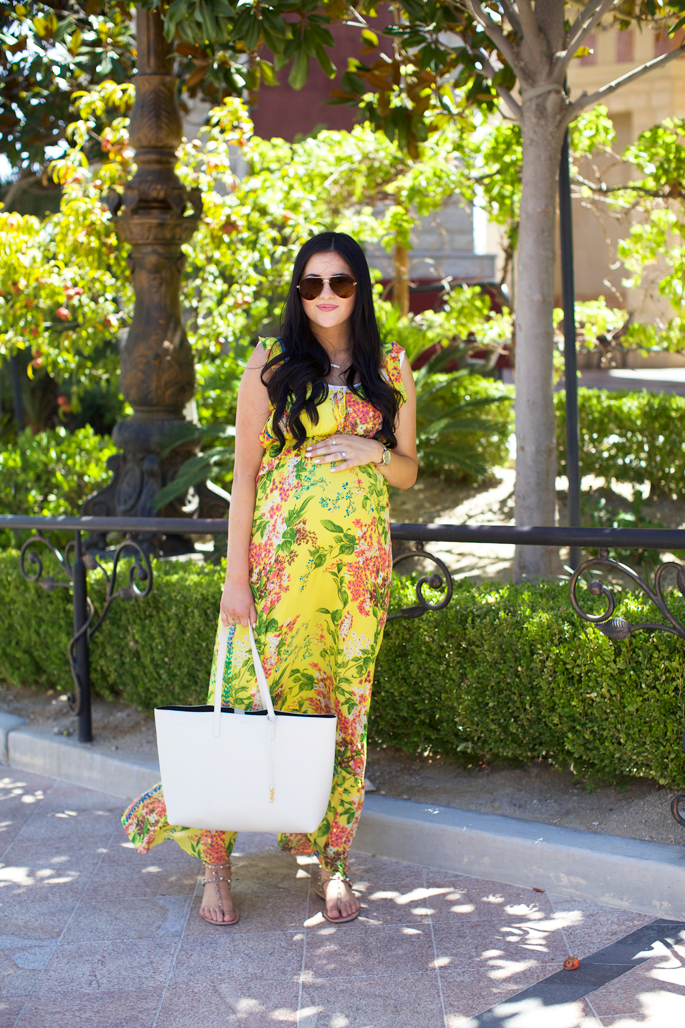 summer-maternity-style-maxi-dress