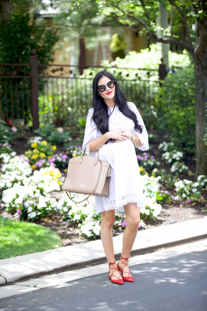 white-eyelet-summer-dress