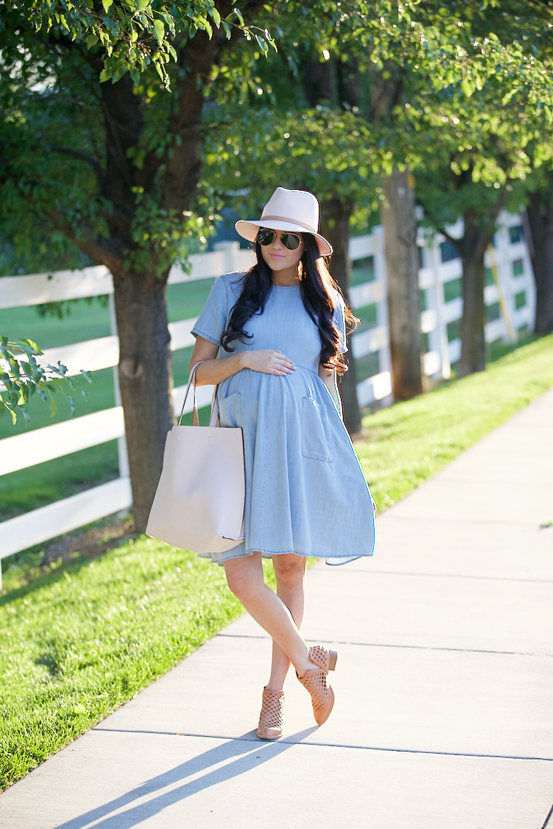chambray-summer-dress - 3