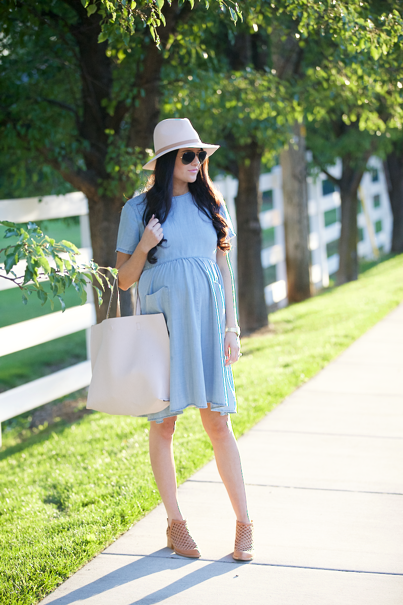 chambray-summer-dress - 4