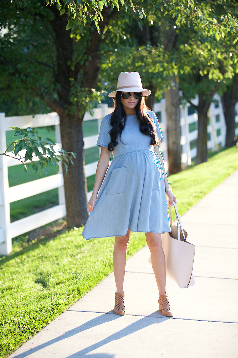 chambray-summer-dress - 5