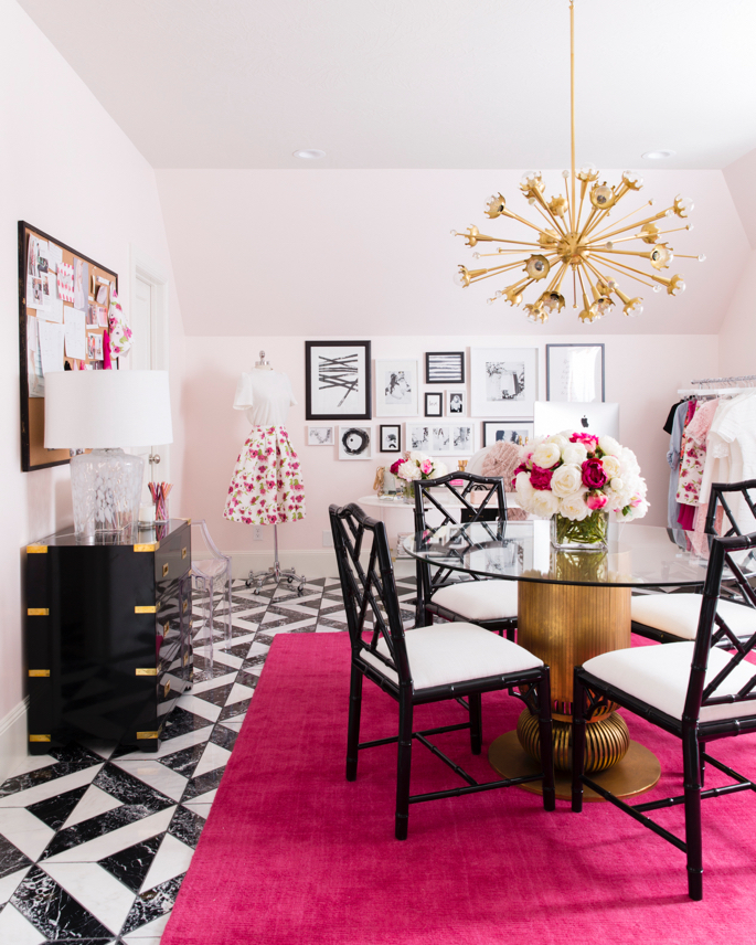 feminine-office-space-pink-peonies - 43