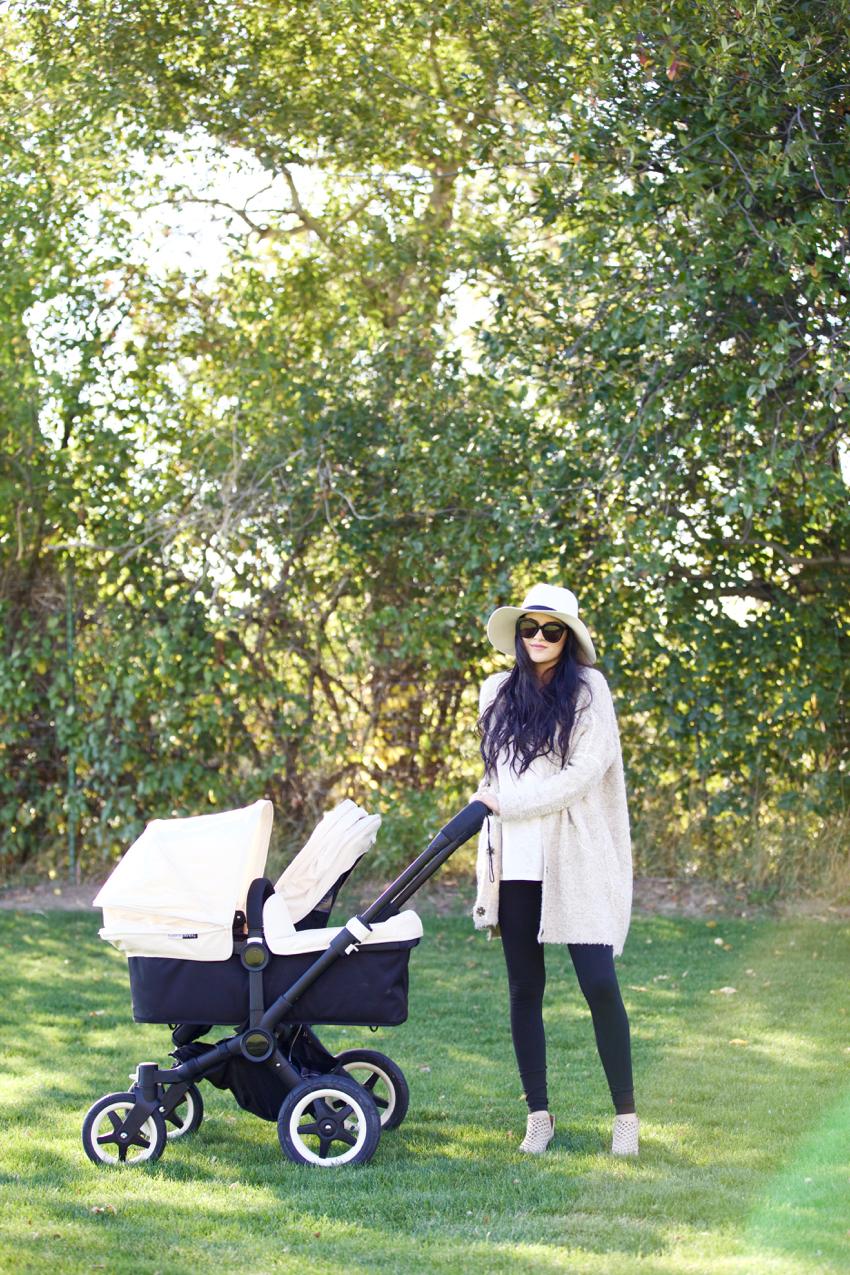 fall-mom-style-bugaboo-stroller-9