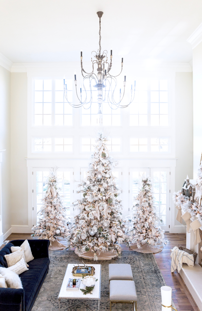 christmas-home-decor-flocked-tree-white-7