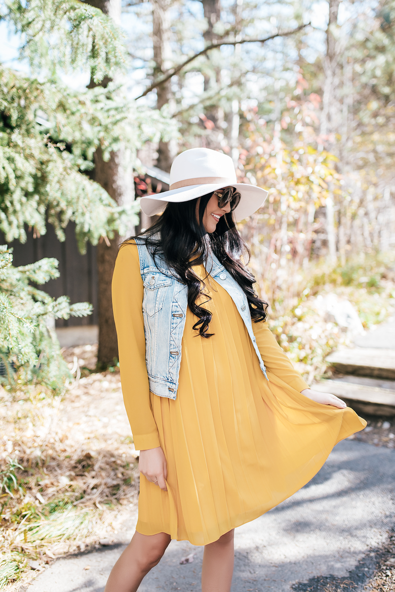 mustard-rachel-parcell-fall-dress-5