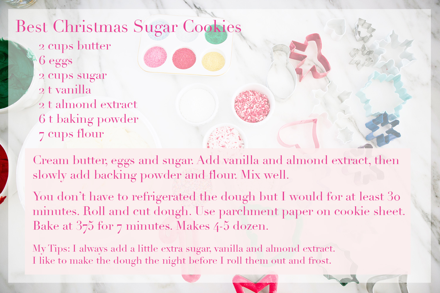 best-christmas-sugar-cookie-recipe