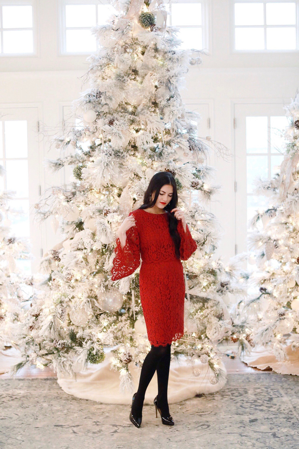 red-lace-dress-christmas-neiman-marcus-3