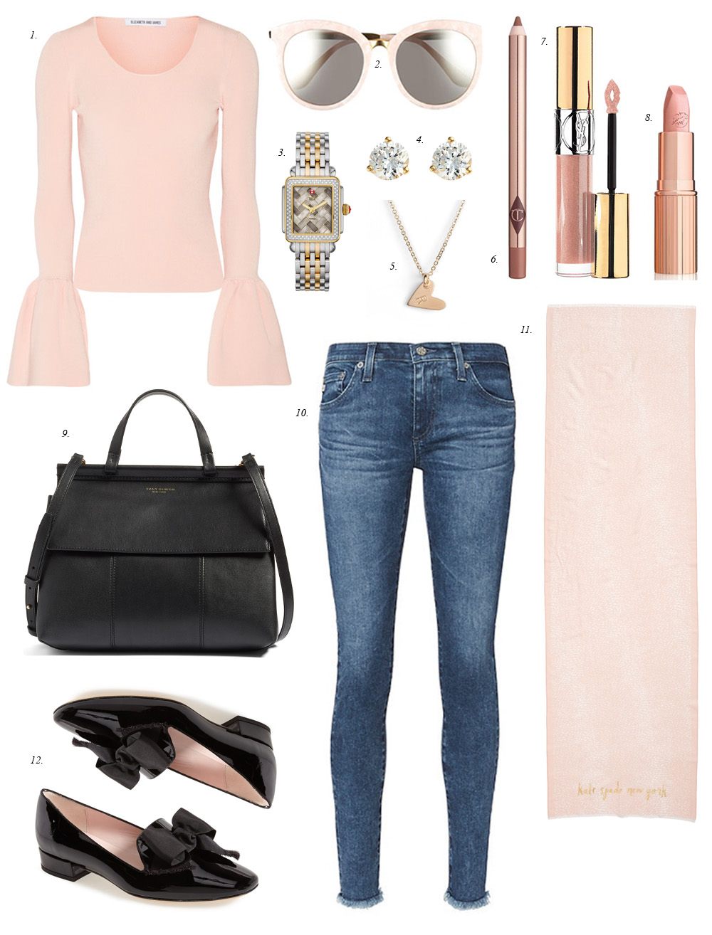 blush-pink-bell-sleeve-top-elizabeth-and-james