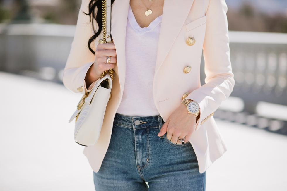 balmain-blush-pink-blazer - 10