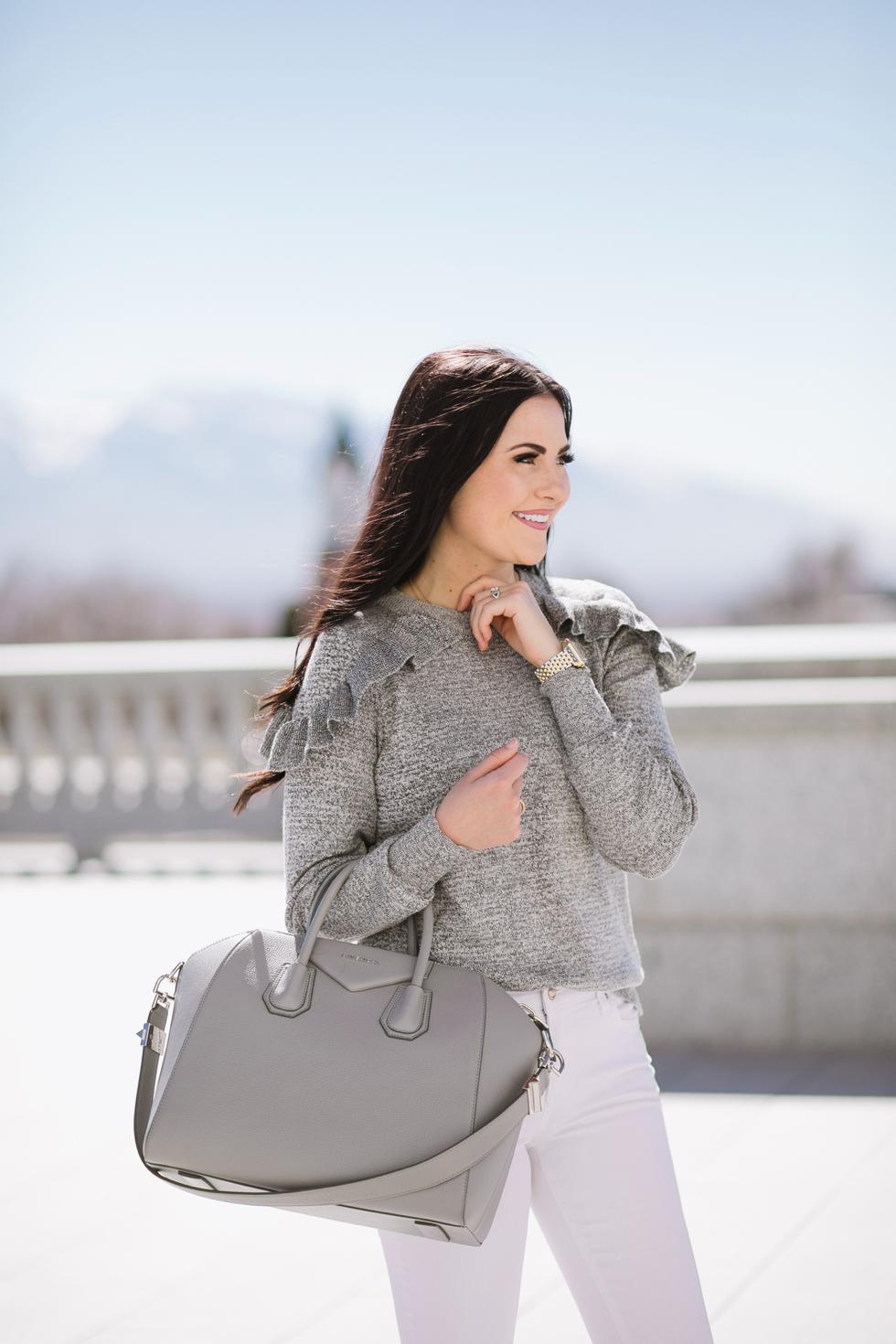 grey-topshop-ruffle-sweater - 10